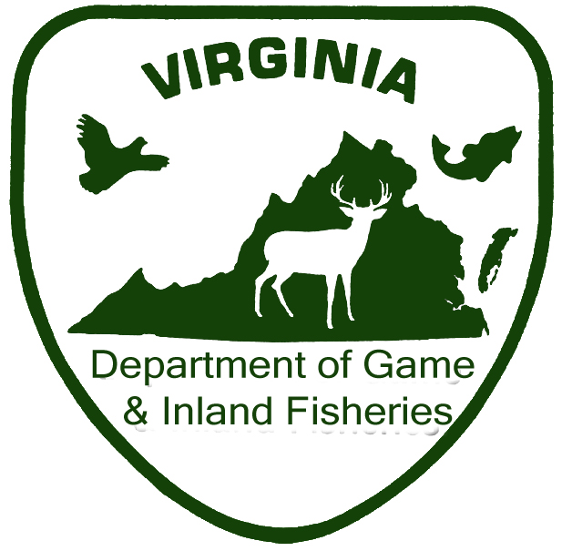 VA DEPARTMENT OF GAME AND INLAND FISHERIES