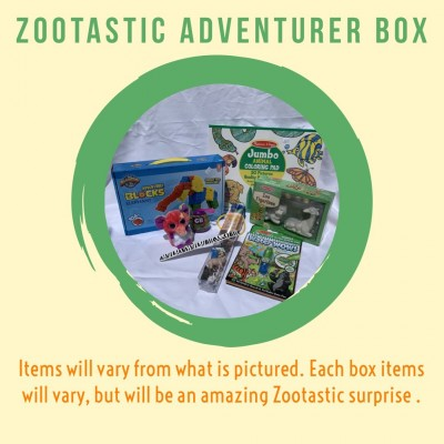Zootastic Adventurer Box