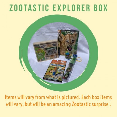 Zootastic Explorer Box